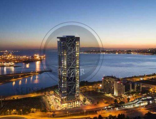 پروژه İzka Port  ازمیر