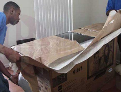 نحوه صحیح آمادهسازی و بستهبندی تلویزیون برای اسبابکشی